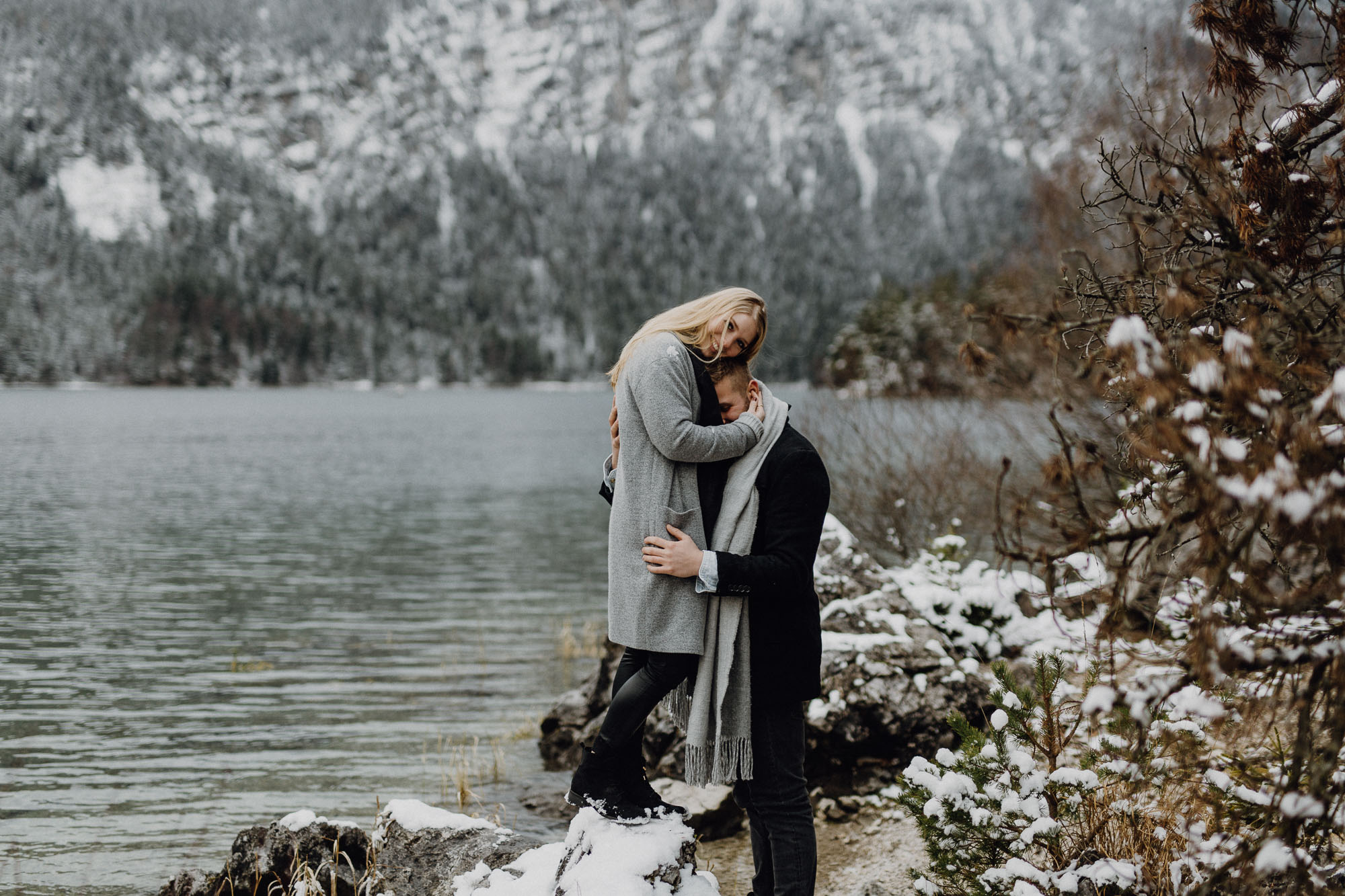 Raissa Simon Photography Destination Couple Munich Eibsee 024