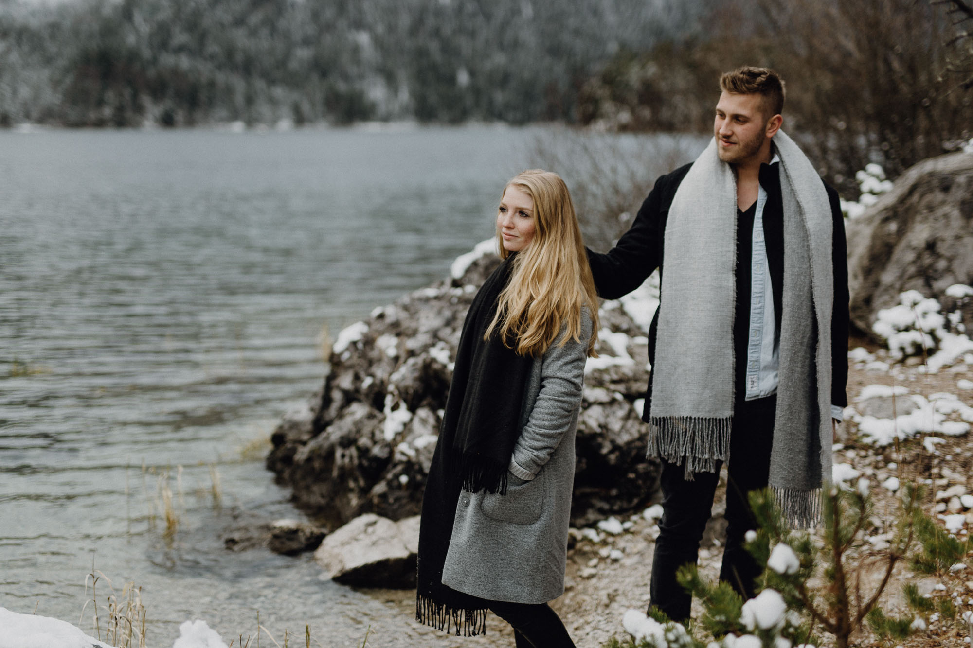 Raissa Simon Photography Destination Couple Munich Eibsee 026