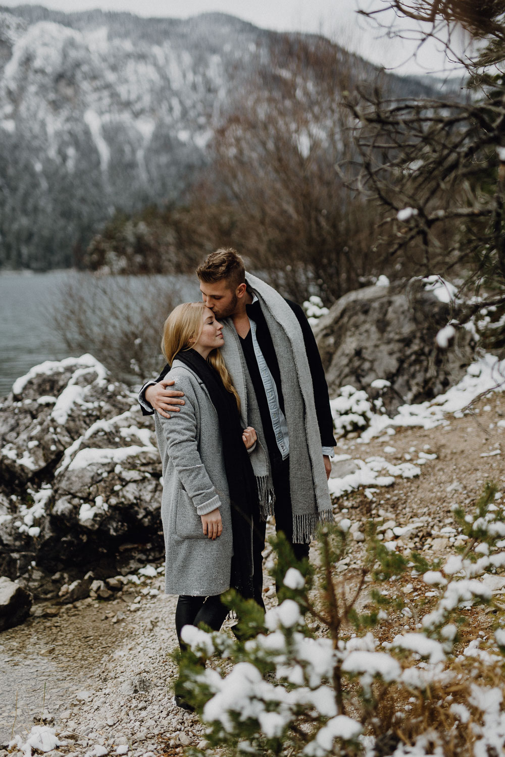 raissa simon photography destination couple munich eibsee 025 - Laura + Dominik