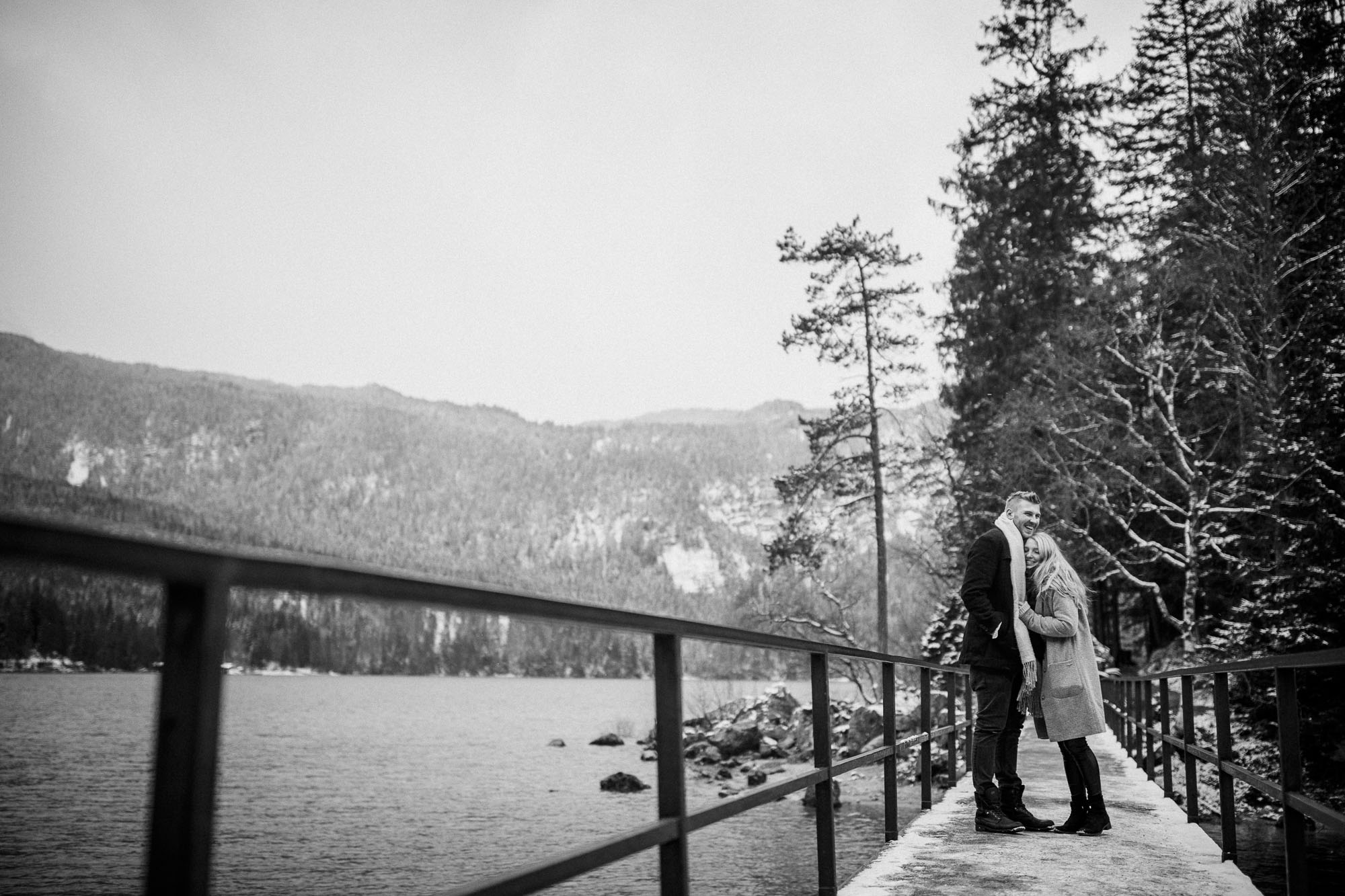 raissa simon photography destination couple munich eibsee 062 - Laura + Dominik