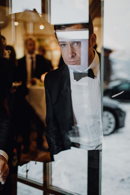 raissa simon photography destination wedding munich bayrischer wald winter snow 085 - Christine + Benjamin