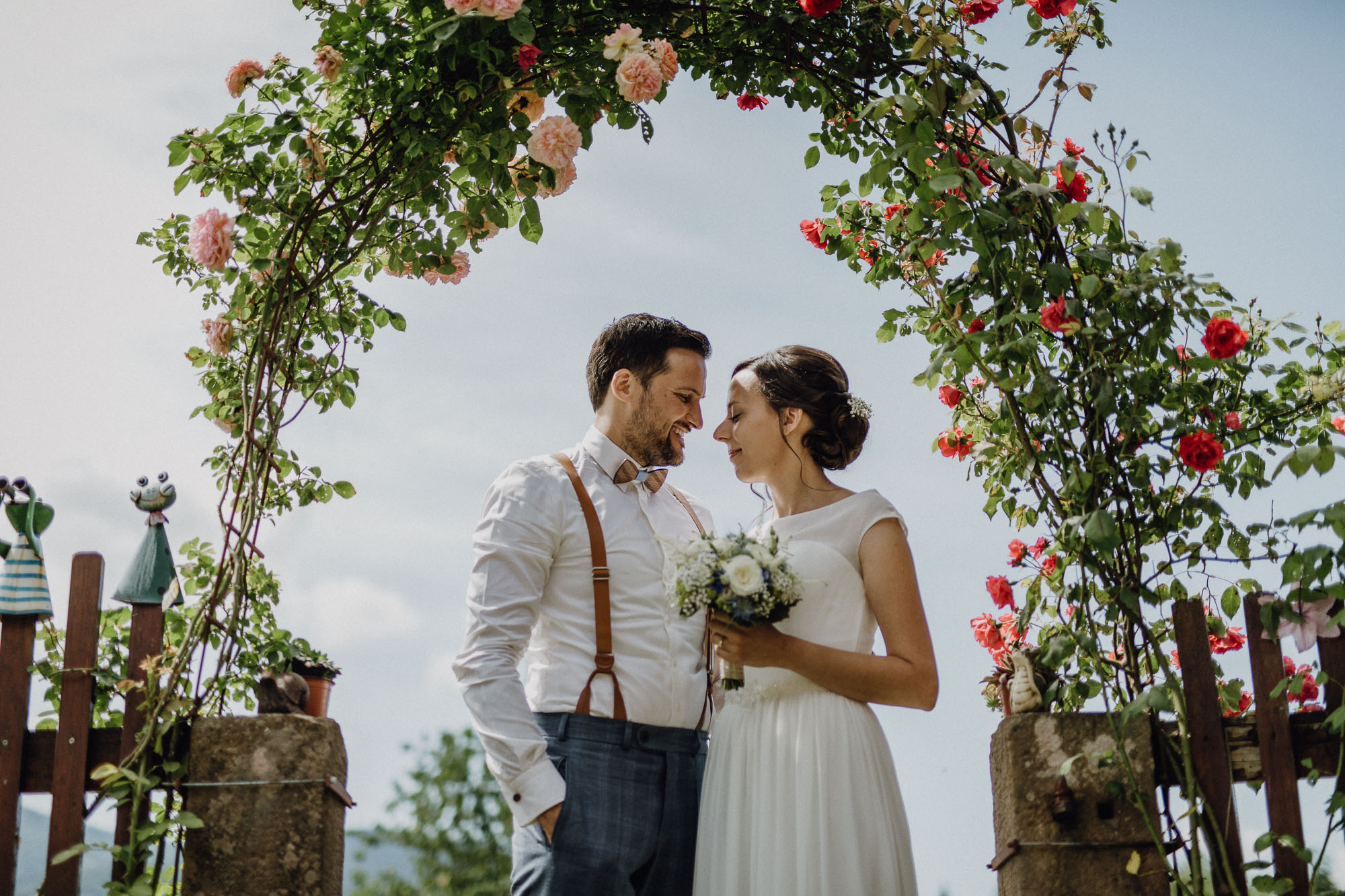 raissa simon photography destination wedding munich black forest barn 023 - Melanie + Sebastian
