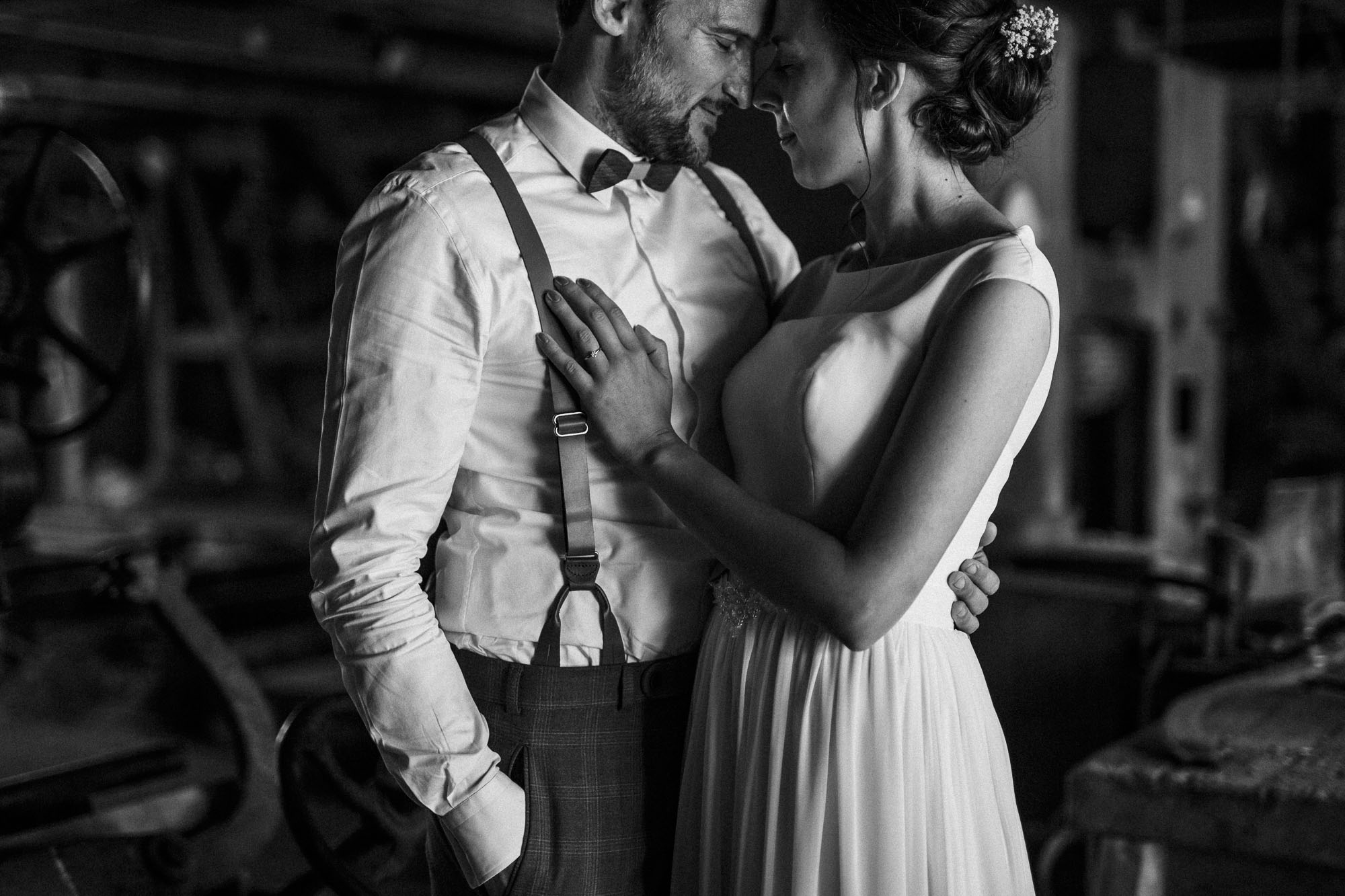 raissa simon photography destination wedding munich black forest barn 042 - Melanie + Sebastian