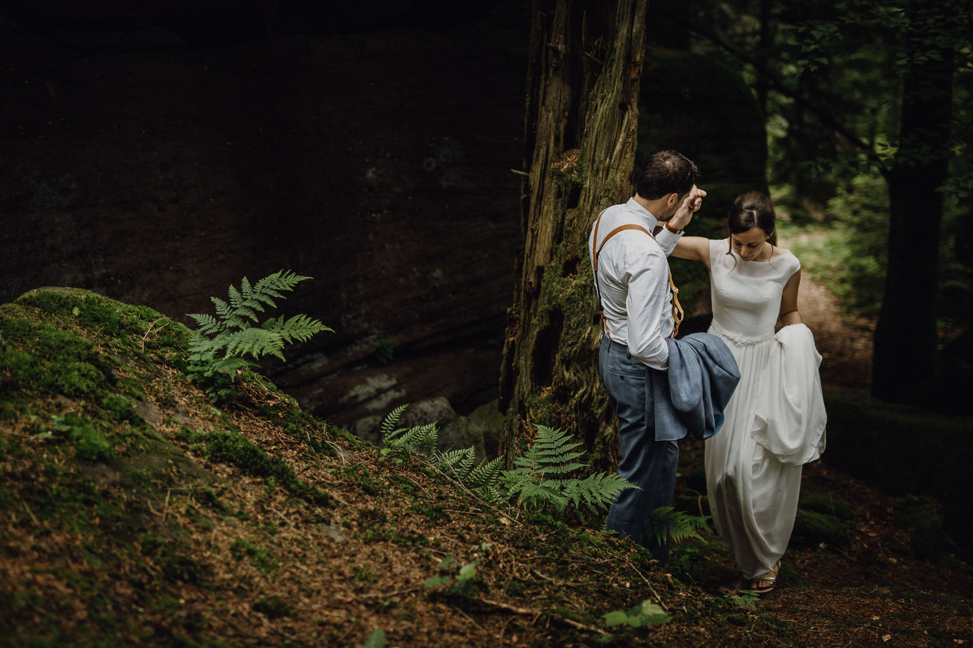 raissa simon photography destination wedding munich black forest barn 059 - Melanie + Sebastian