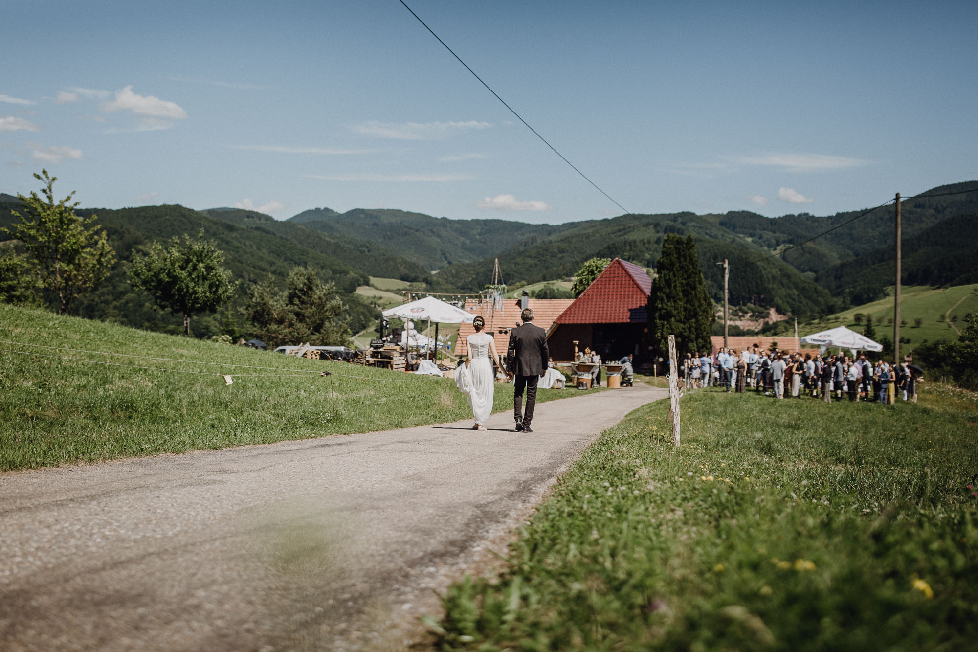 raissa simon photography destination wedding munich black forest barn 083 - Melanie + Sebastian