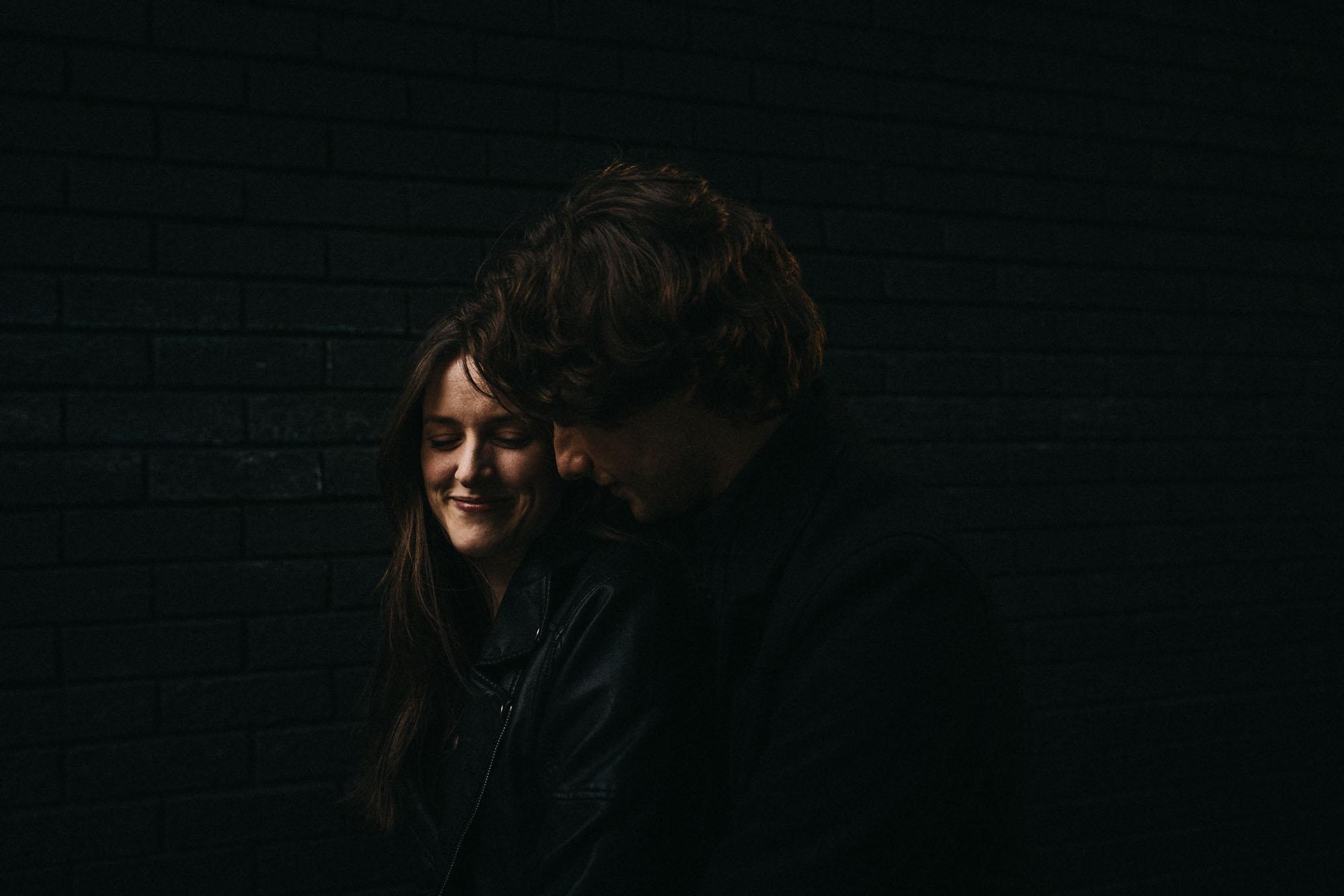 raissa simon photography couple scotland glasgow urban 012 - Mairi + Damien