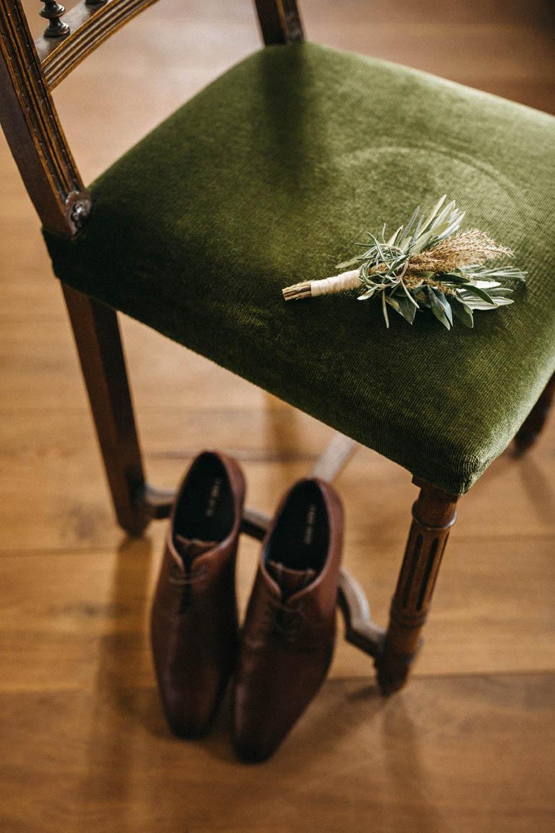 Accessoires und Schuhe des Bräutigams | Raissa + Simon Fotografie