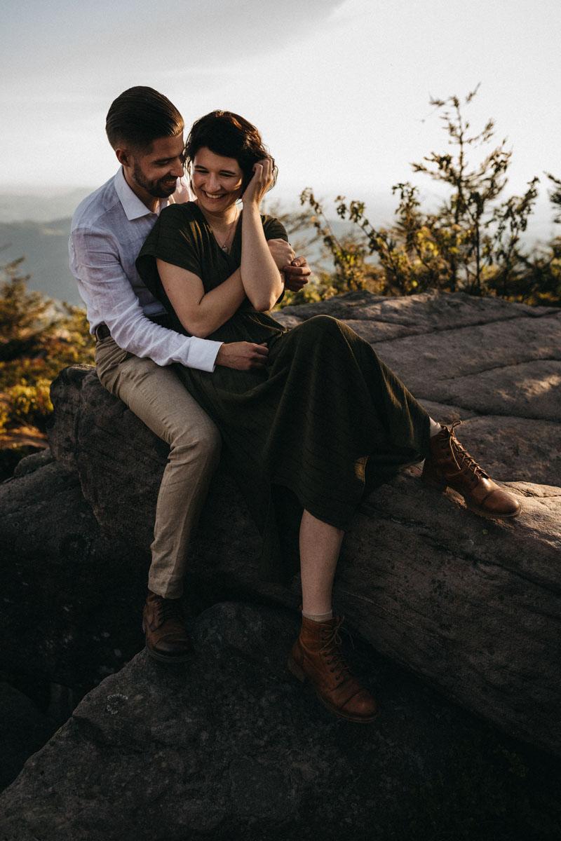raissa simon fotografie engagement shooting schwarzwald 001 - Nicole + Mathias