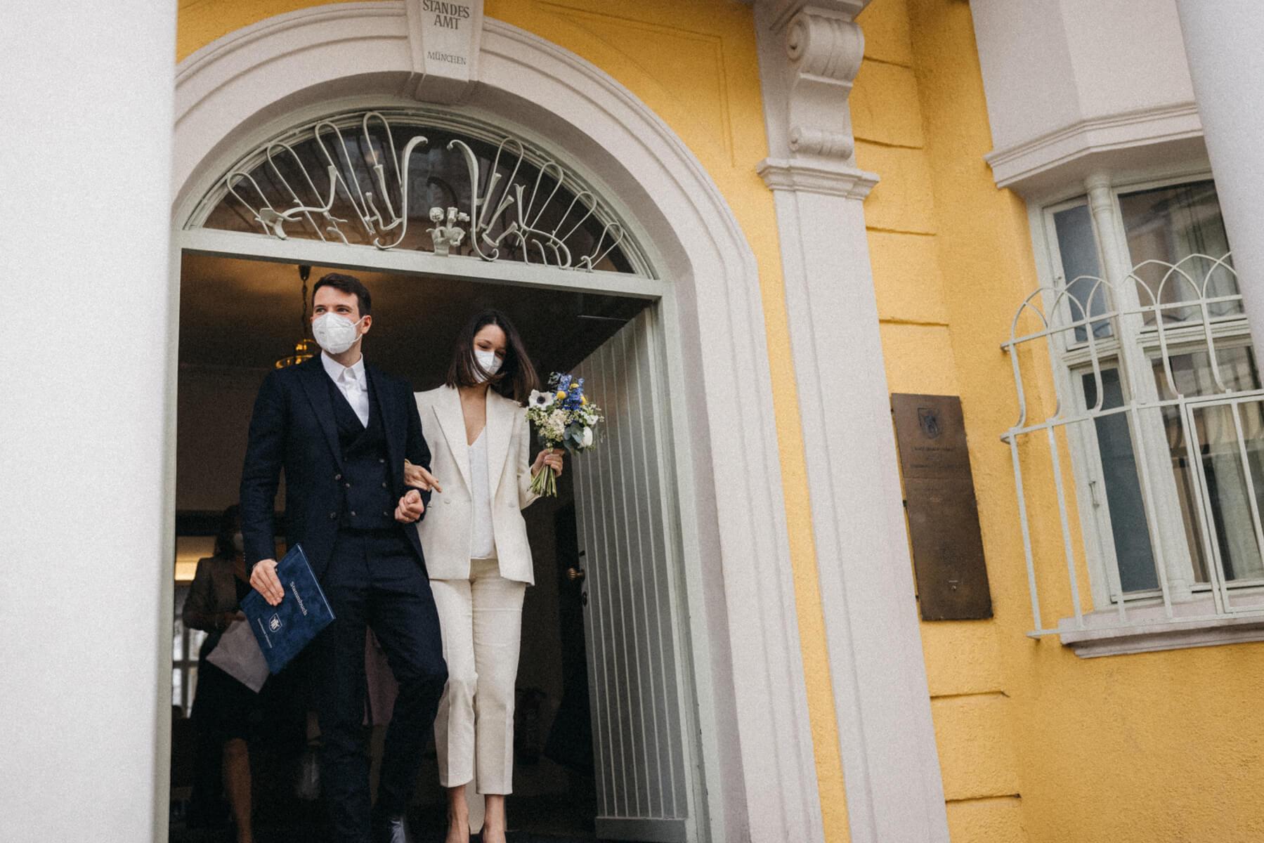 raissa simon fotografie urban civil wedding munich 030 - Nikolija + Niko