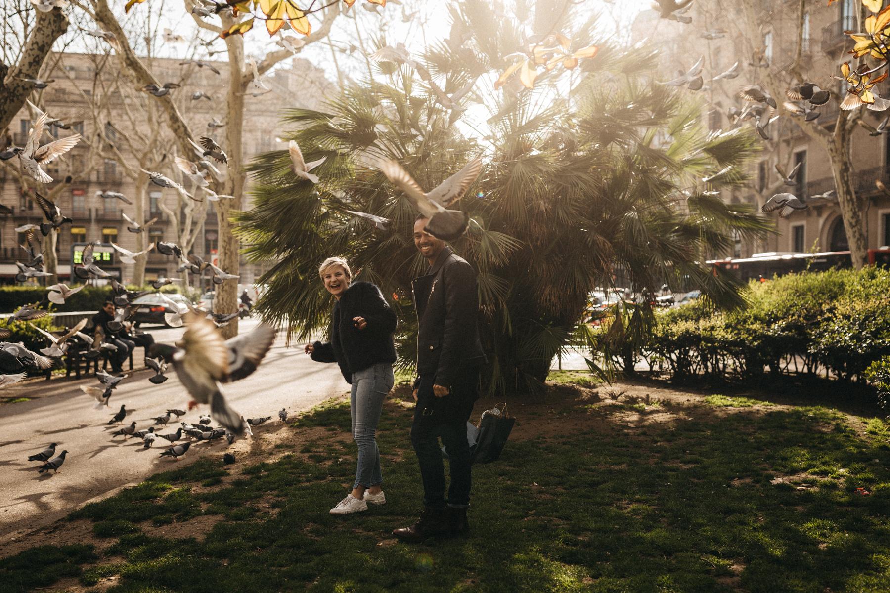 raissa simon fotografie urban coupleshooting barcelona 032 - Wietske + Stefanos