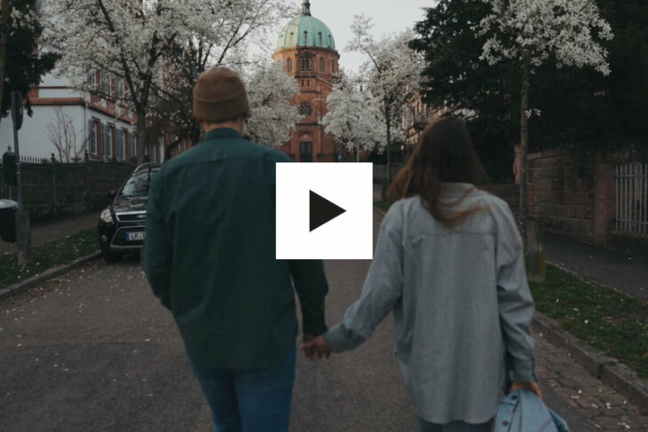 raissa simon fotografie urban video paarshooting lahr - Julia + Philipp